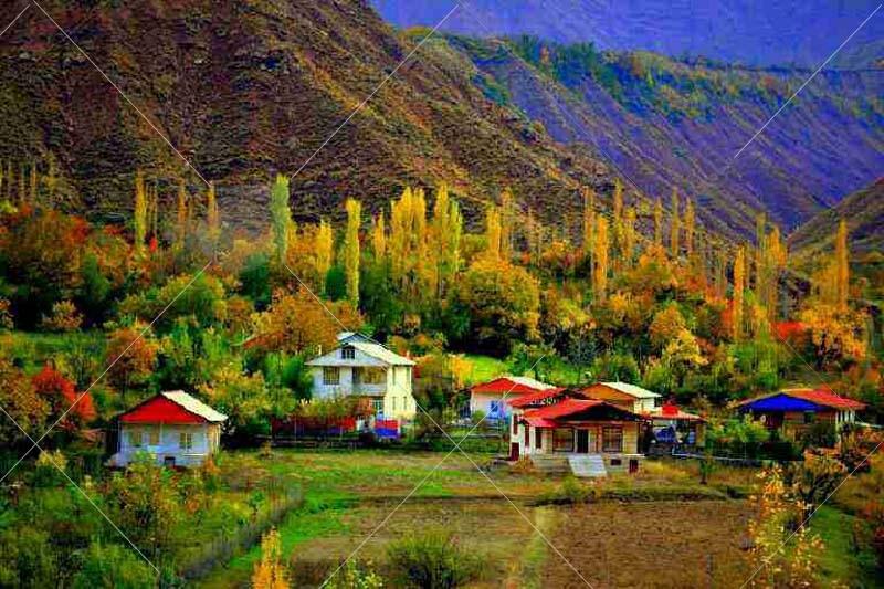 منطقه حفاظت شده الموت  سامانه جامع گردشگری رستاک