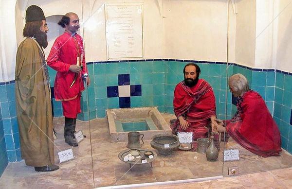 حمام فین  سامانه جامع گردشگری رستاک