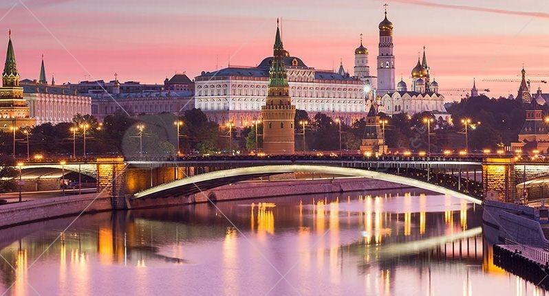 رودخانه های مسکو