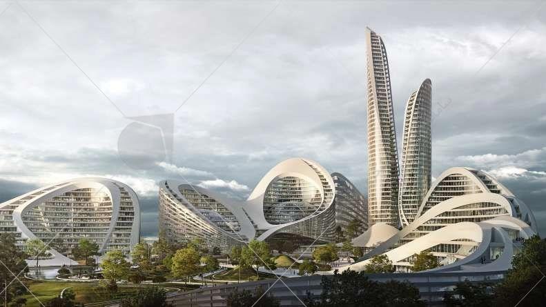 معماری شهری