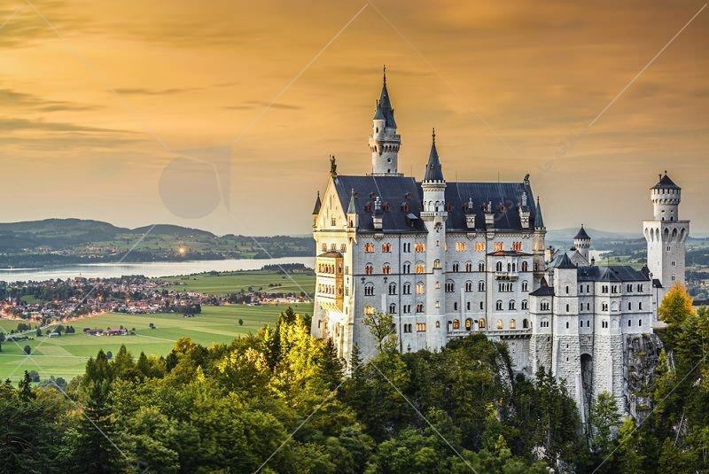 قلعه نویشوان اشتاین، Fussen ، آلمان