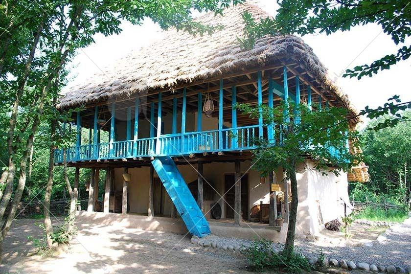 موزه میراث روستایی گیلان نمونهای کوچک از نحوهی زندگی و فرهنگ سنتی روستاهای گیلان است. بخش معماری موزه، مجموعهای است