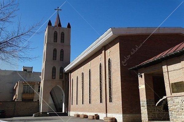 کلیسای ننهمریم یا حضرت مریم یا مارت مریم یا شرقآشور یکی از قدیمیترین کلیساهای ایران و جهان است و در خیابان خیام شهر ارومیه قرار دارد که طبق برخی روایات، دومین کلیسای بزرگ جهان، بعد از کلیسای بیت لحم فلسطین است.