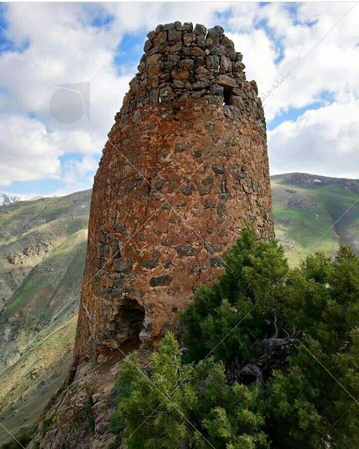قلعهی بردوک در شش کیلومتری روستای بردوک، استان آذربایجان غربی قرار دارد.