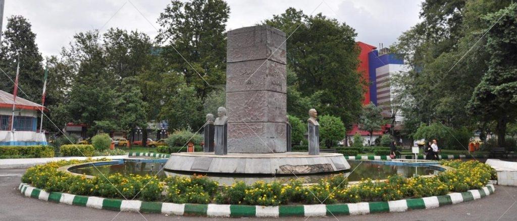 سبزه میدان رشت ، میدانی قدیمی در رشت است که در نزدیکی میدان شهرداری این شهر قرار دارد.