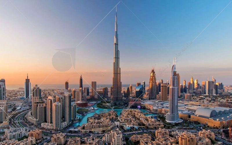 بلندترین سازه جهان شناخته میشود میتوان برج خلیفه را در دان تان شهر دبی، امارات متحدهی عربی نام برد.