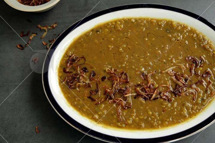 پخت شله بریون زیره که از غذاهای محلی اصفهان است که به اندازه بریانی اصفهان آوازه دارد آسان است.