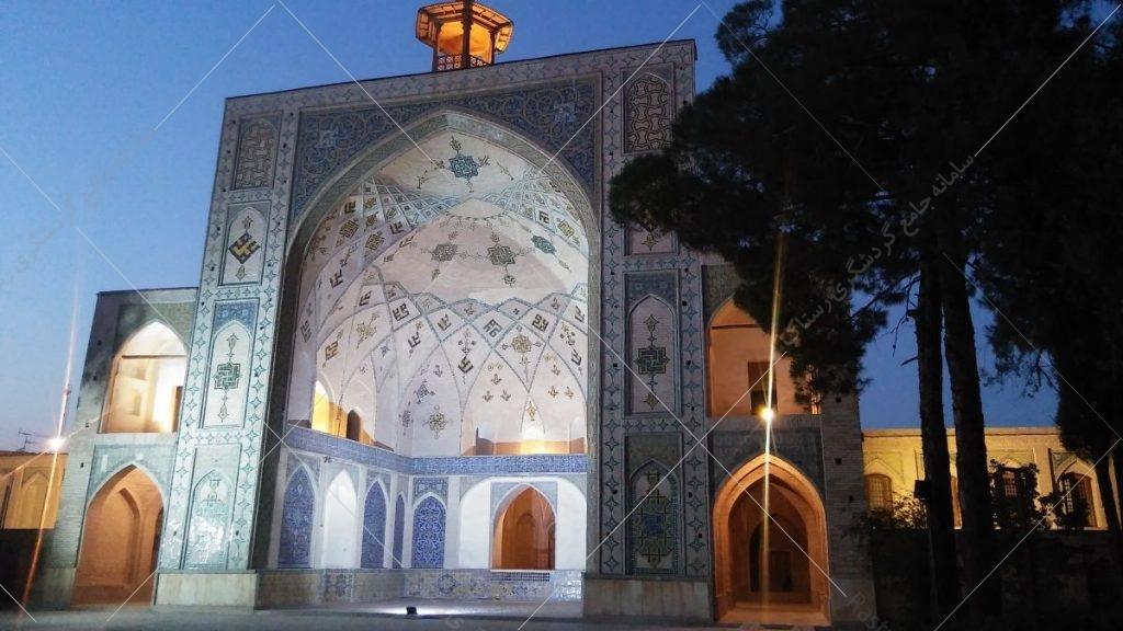 مسجد امام سمنان با نامهای مسجد سلطان و مسجد شاه نیز شناخته میشود.