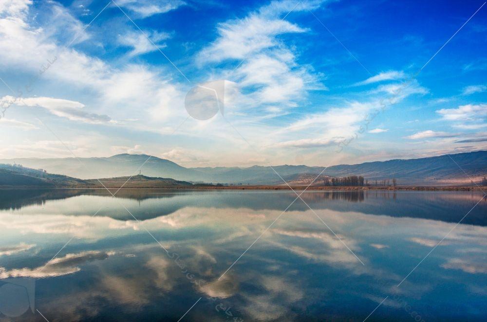 دریاچه لیسی در شمالغرب شهر تفلیس قرار دارد. این دریاچه در مجاورت رود کورا واقع شده است و 16 کیلومتر مساحت دارد.