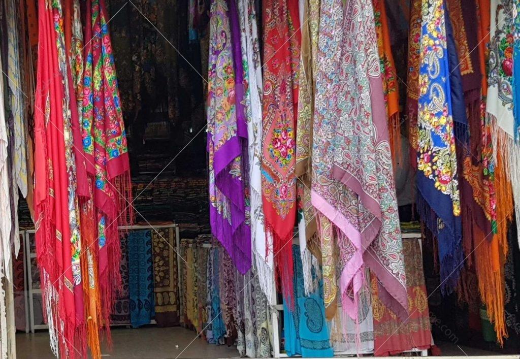 فروش صنایع دستی در روستا