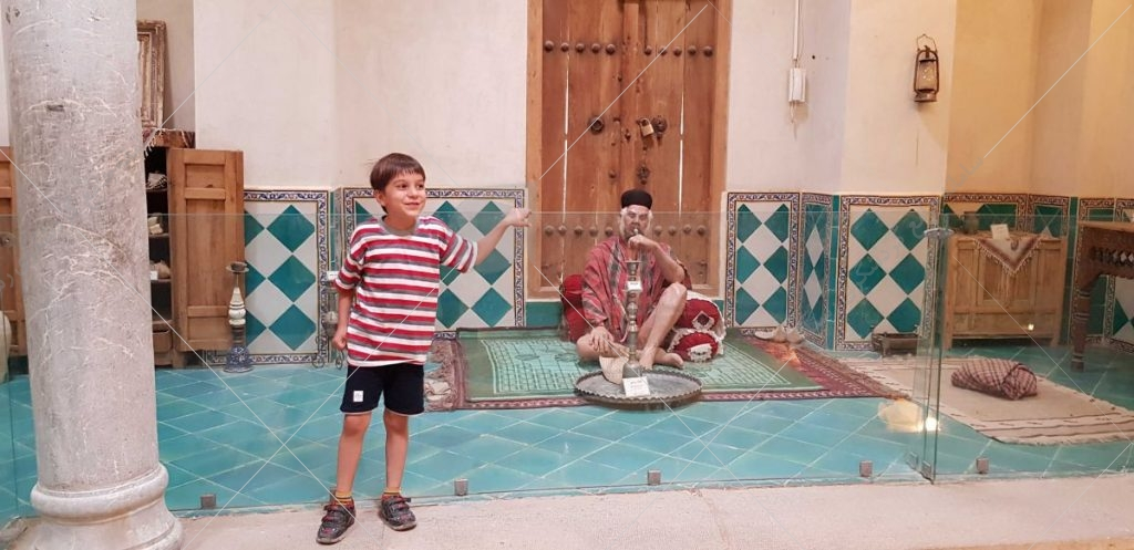 حمام قلعه عکس از رستاک