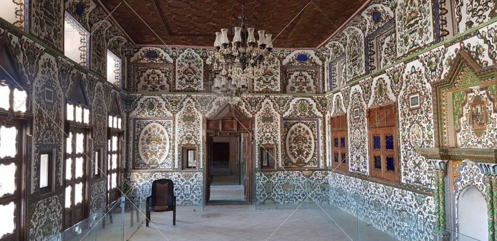 اتاق های قلعه  عکس از رستاک