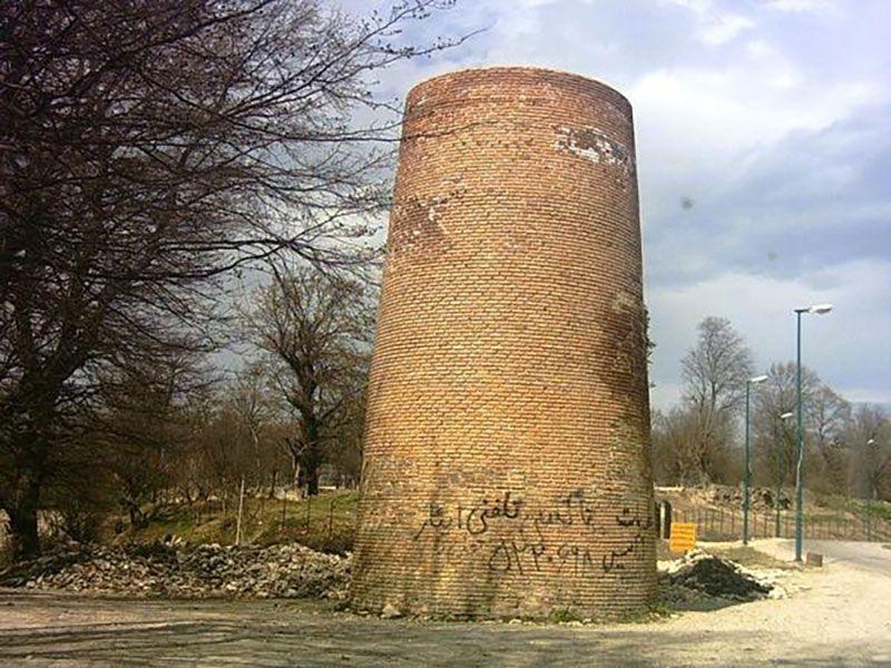 برج آجری