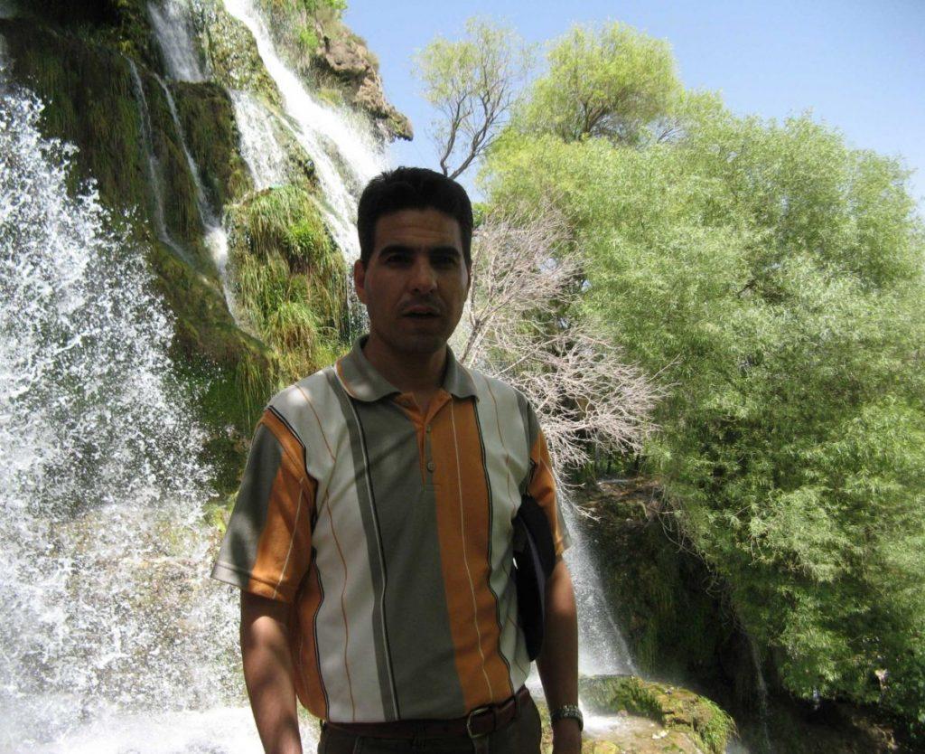 آبشار نیاسر عکس بنده رستاک