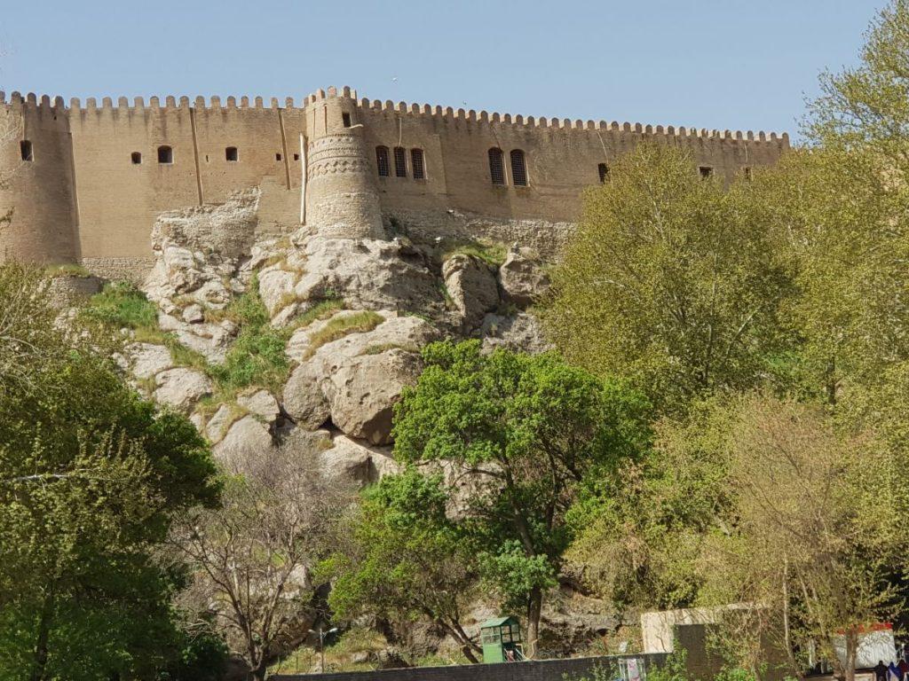 قلعه فلک الافلاک عکس از رستاک