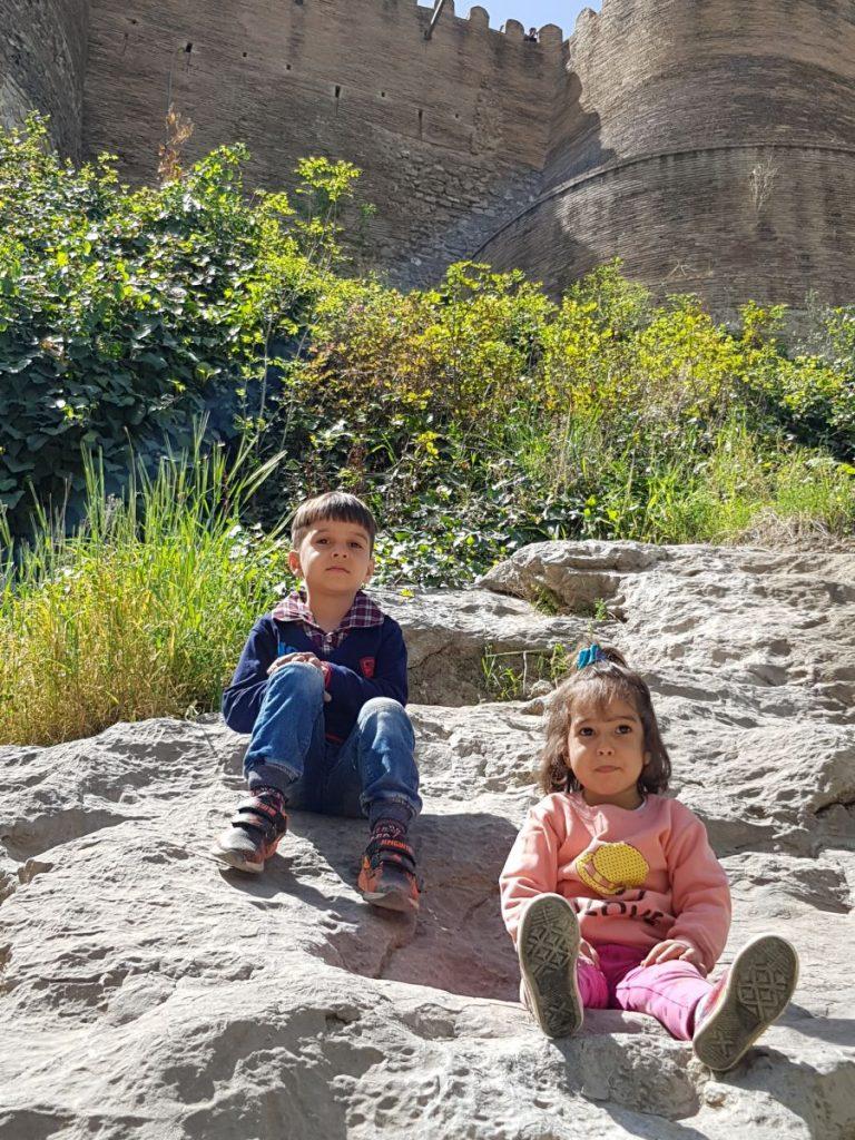 پرسام و پرنسا در فلک الافلاک
