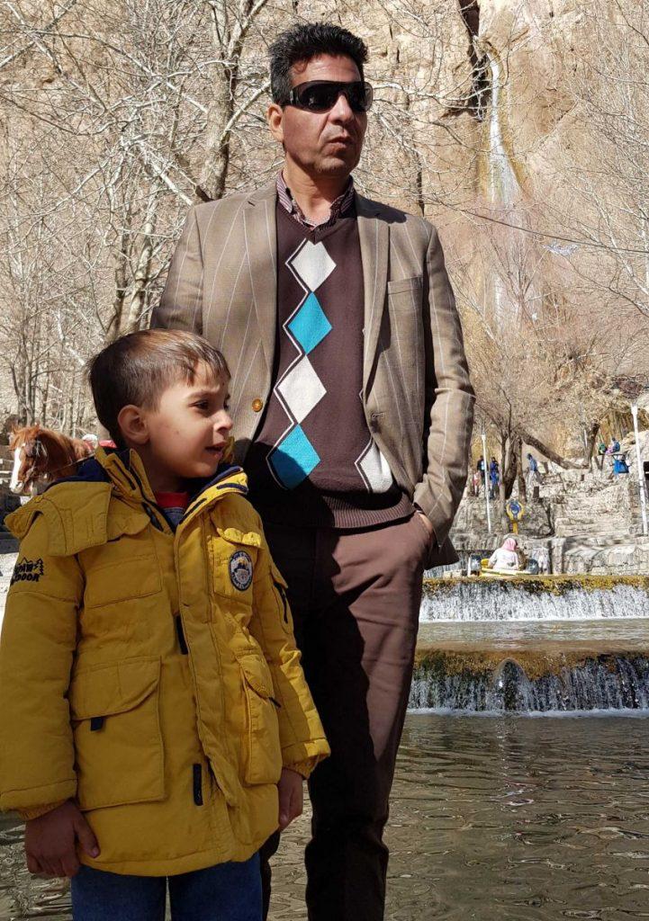 ویژگیهای آبشار سمیرم عکس من و پرسام