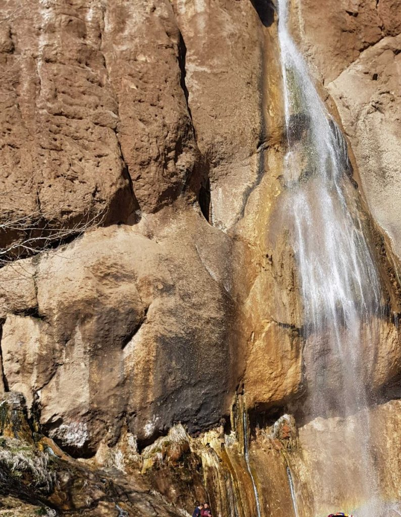 آبشار سمیرم عکس از رستاک
