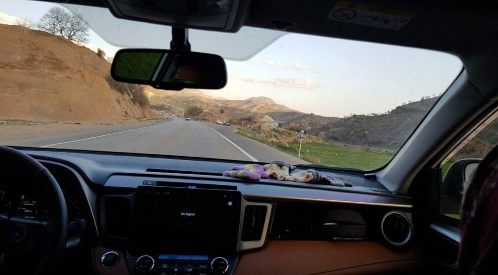 موقعیت جغرافیایی و دسترسی به سمیرم