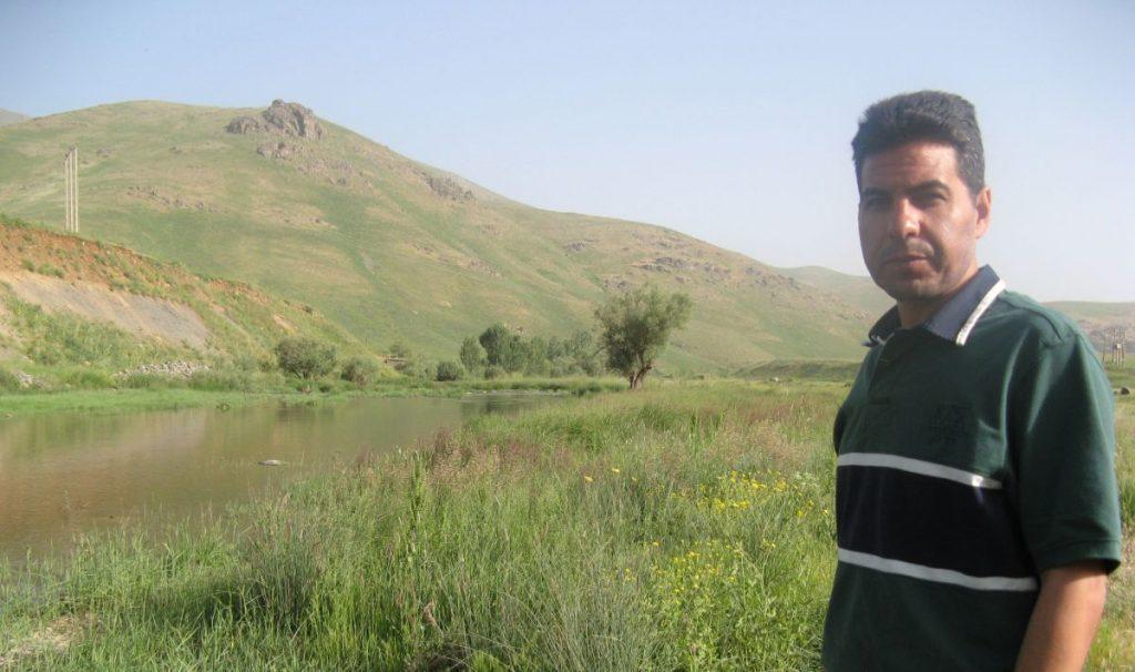 گوشه ای از طبیعت بهاری کردستان عکس از رستاک