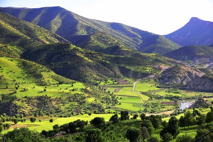 نام کردستان